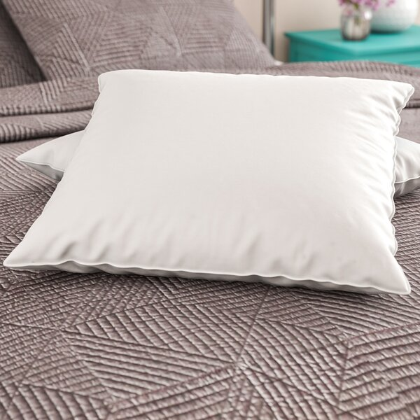 100% Cotton Pillow Insert by Alwyn Home